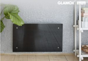 Dizajnerski radijator Glamox H60 z WiFi
