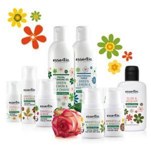 Facial Care - Essentiq Cosmetics