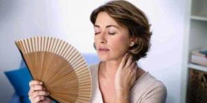 Menopavza pri ženskah