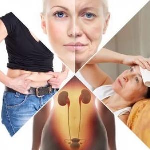 menopavza - pomanjkanje estrogena
